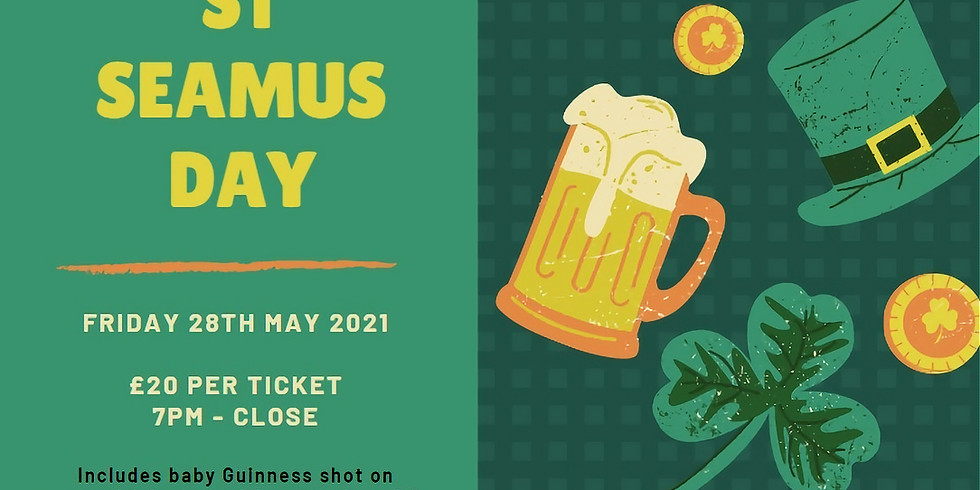 St Seamus Day (Paddy's Brother)