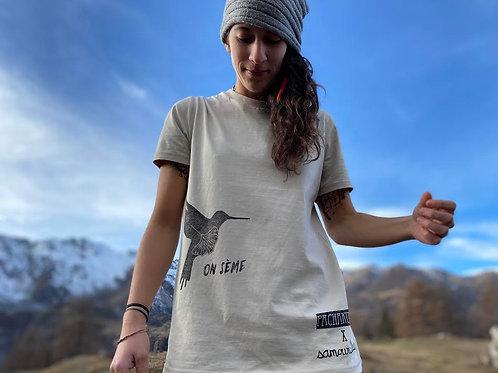 """T-shirt """"ON SEME"""" X Pachakutiy"""