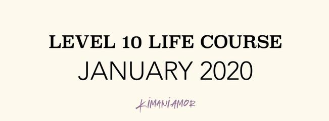 Level Ten Life - January 2020