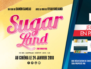 Projection-débat de Sugarland