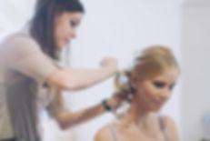 Dallas Wedding Hair and Makeup