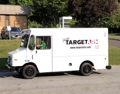 Target Arm announces a new strategic partnership with Autonodyne and Valqari for End-to-End Package Delivery