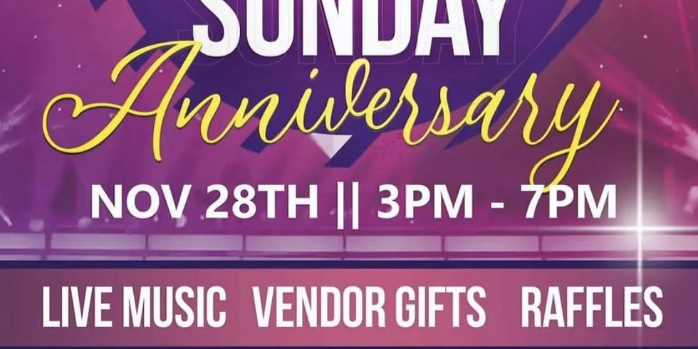 Small Business Sunday Event