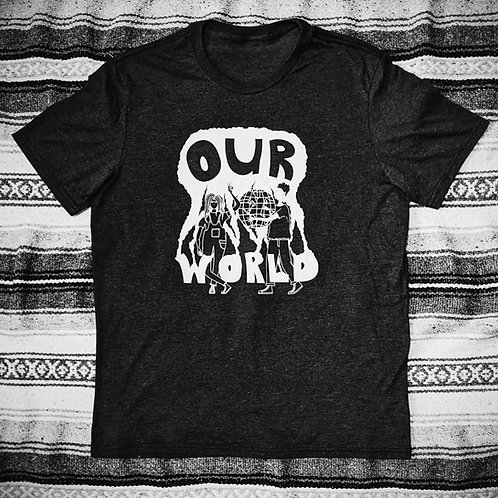 our world tee