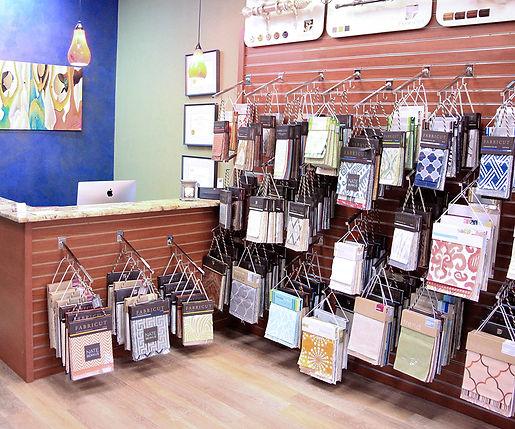 Windowear Showroom, Windowear Blinds, Shades and Draperies in Austin, Lakeway, Bee Cave