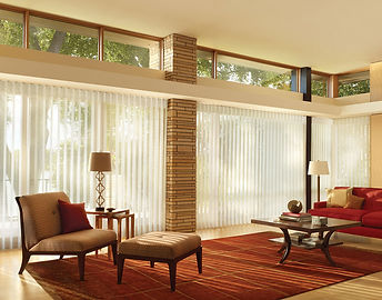Hunter Douglas PowerRise, Apple Platinum App, Windowear Blinds, Shades and Draperies in Austin, Lakeway, Bee Cave