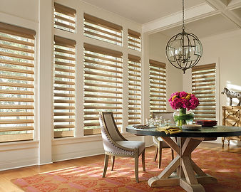 Hunter Douglas blinds and shades, Windowear Blinds, Shades and Draperies in Austin, Lakeway, Bee Cave