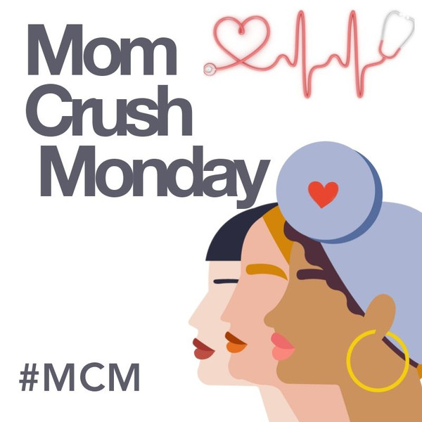 """""""My Greatest Blessing Calls Me Mom!""""  Check out this week's new MCM."""