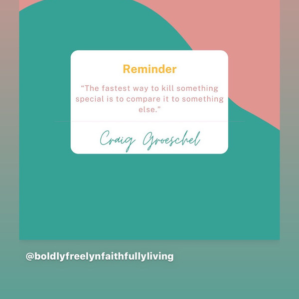 Weekly Reminder ❤️
