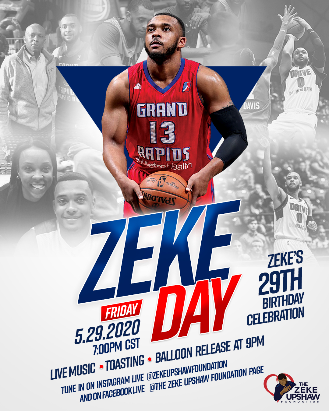 Zeke Day 2020