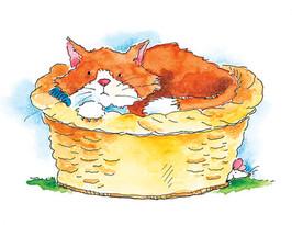 Basketfull of Cat