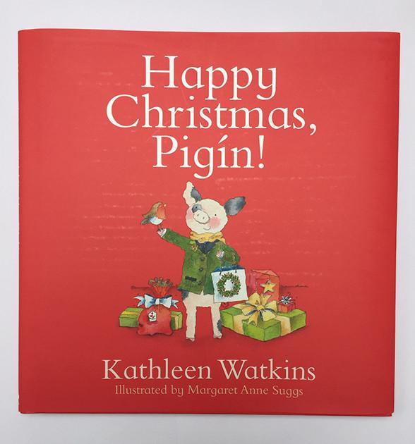 Pigin at Christmas