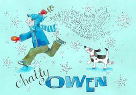 Chatty Owen