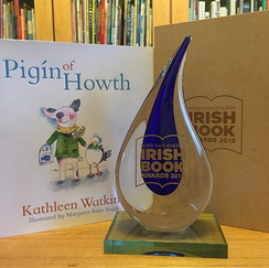 Pigin of Howth - 2016 Book of the Year, Junior Children's Category
