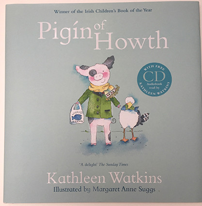 Pigin of Howth with CD