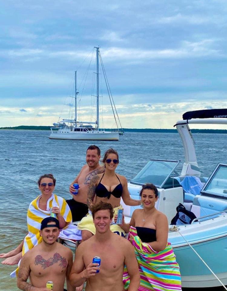 4 Hour - Half Day Cruise Starting @ $350