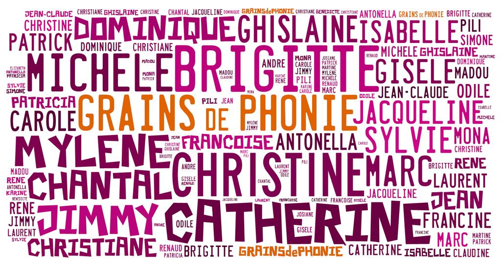 Choristes 2014-2015