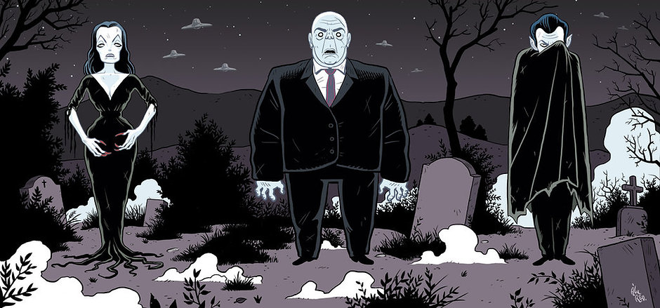 Plan 9 fan art