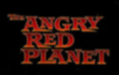 title card for The Angry Red Planet