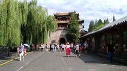 頤和園の文昌閣