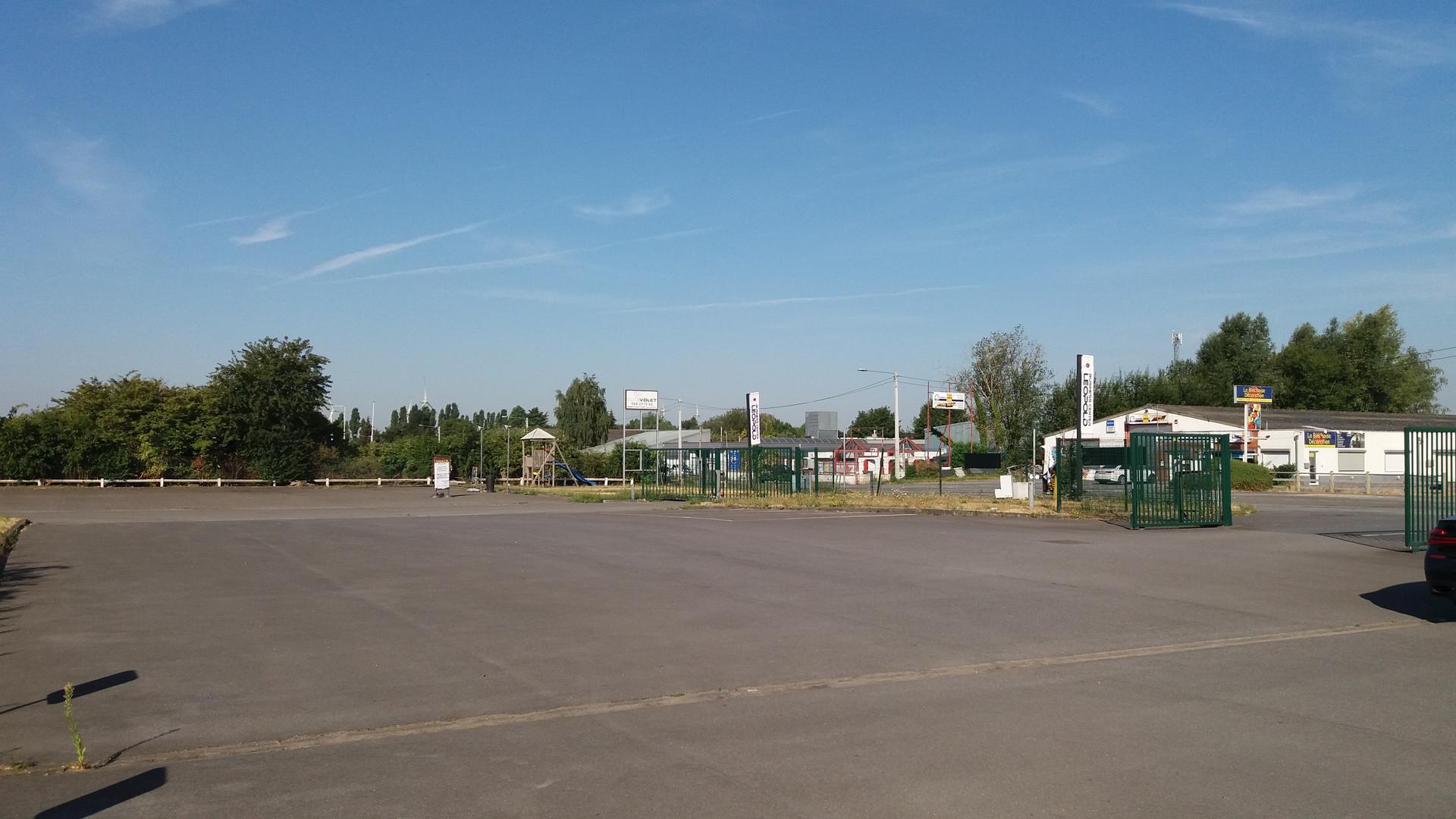 Parking STD SA Batiment Peronnes Lez Binche Bureaux