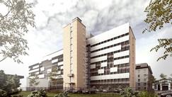 Budynek WETi w Gdańsku