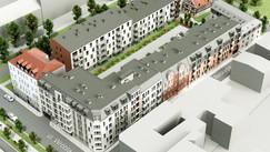 Zespół zabudowy mieszkalnej wielorodzinnej w Gdańsku