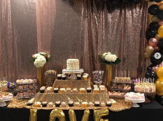 Golden Wedding Soiree