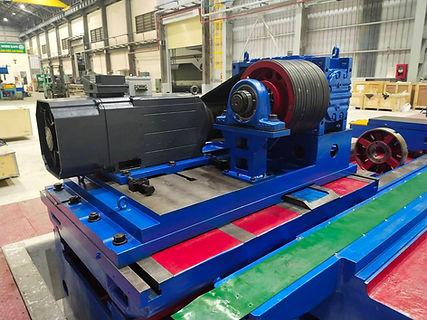 Roll grinder headstock upgrades