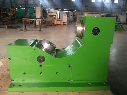 Roll grind machine steady rest