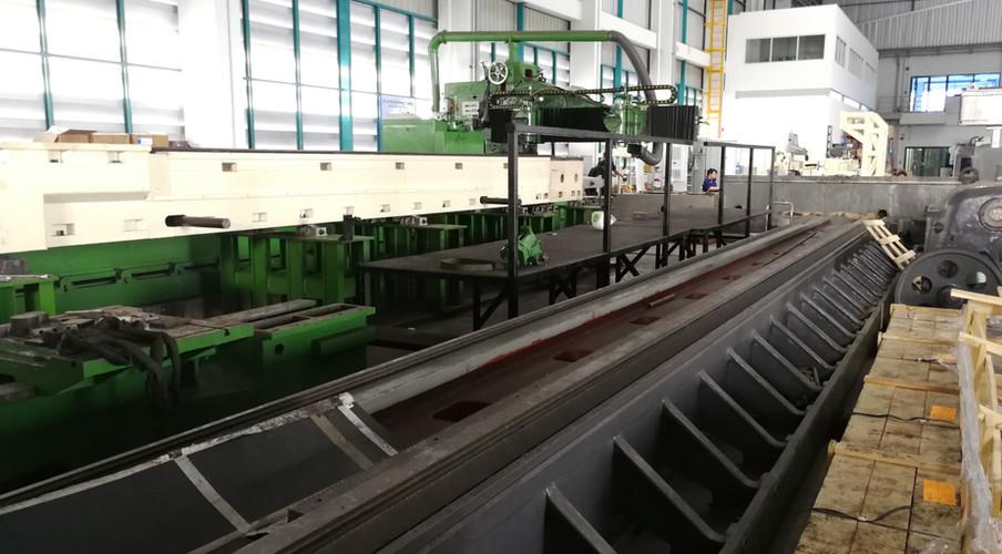 Slideways grinding 5