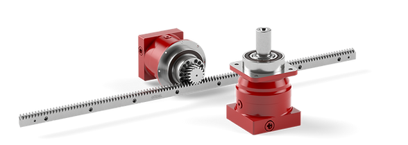 Gedel planetary gearboxes