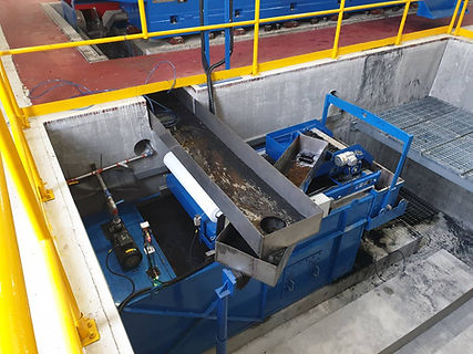 Nexas roll grinder machine