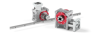 Gedel angle gearboxes