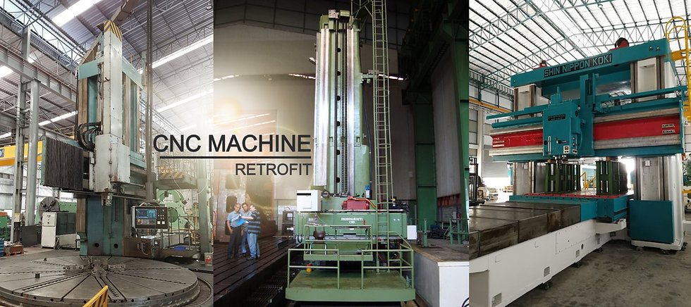 CNC Machine retrofit