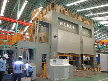 Fukui Press machine