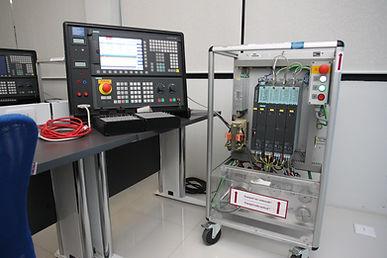 Siemens CNC Controller motor drive simulator