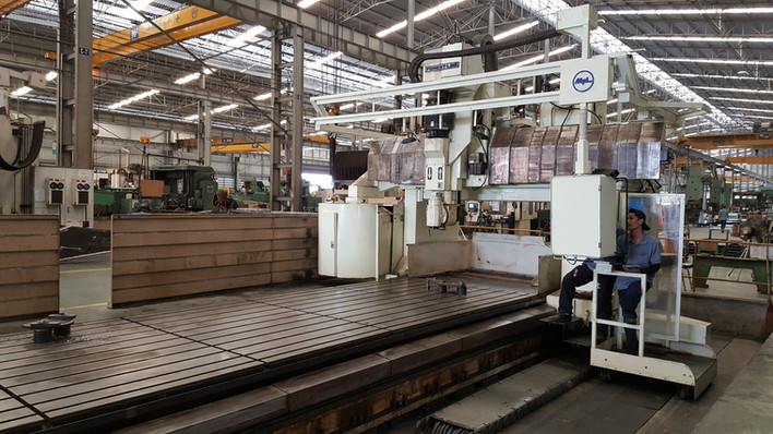 FOREST LINE BIG CNC MILLING MACHINE UPGRADES