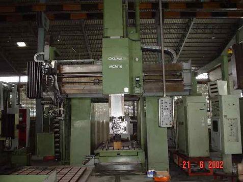 Okuma MCM16 machine.JPG