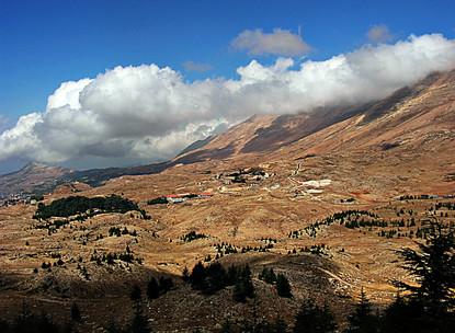 Jabal Lubnan Mountains, Lebanon