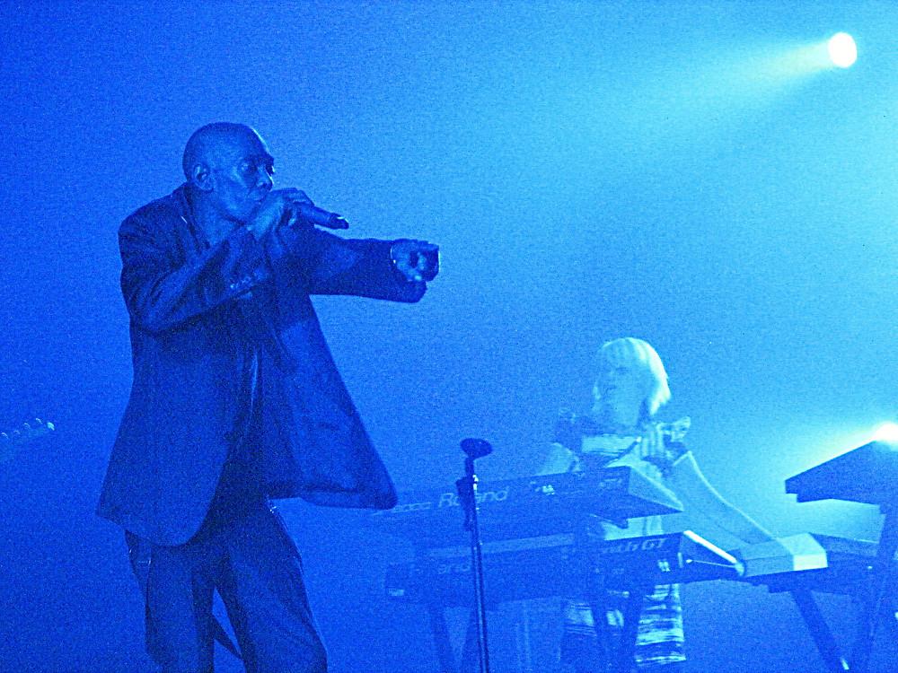 Faithless, Selector Festival, Krakow, 2010