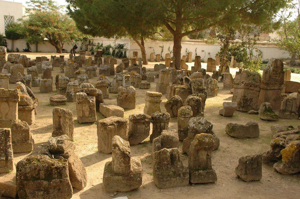 Tophet, Carthage, Tunisia