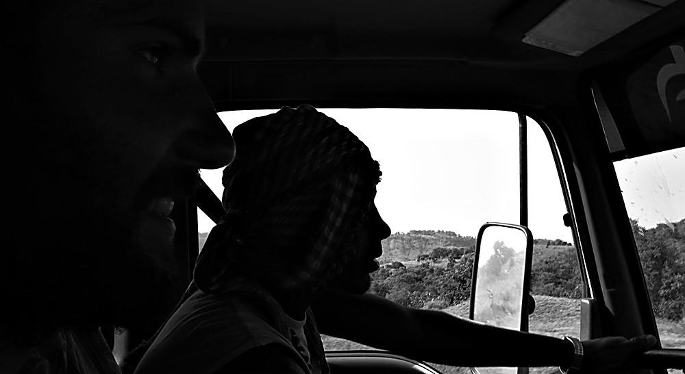Hitch-hiking, Ethiopia