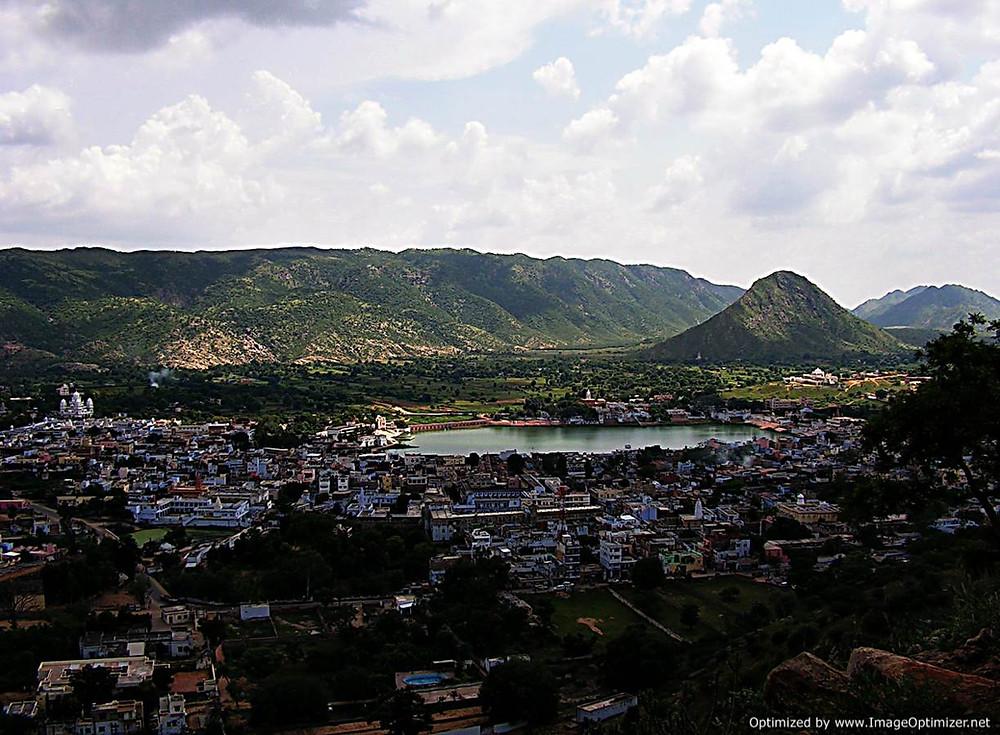 Pushkar, Rajasthan, northern India
