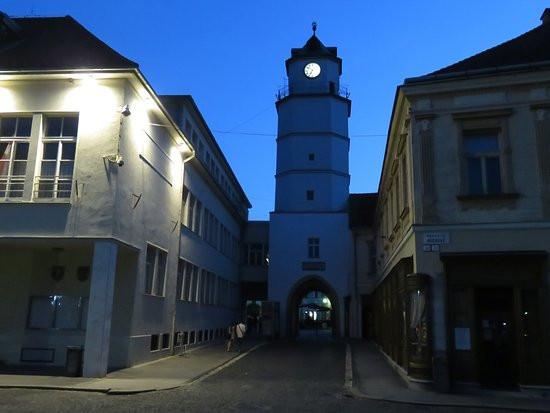 Trencin City Tower, Slovakia