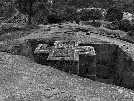 Out of Africa (Part 7/7) - Ethiopia - Lalibela's Churches of Angels
