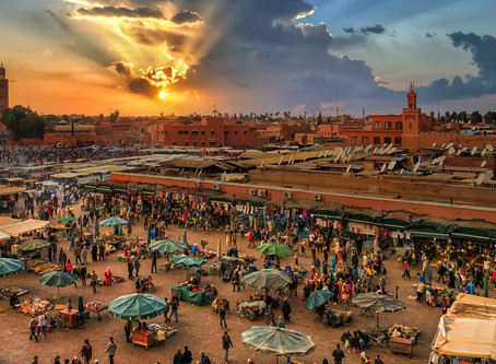 Morocco in a Month (Part 1/6) - Marrakesh and the High Atlas