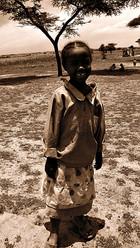 Ethiopian girl, village near Langano, Ethiopia