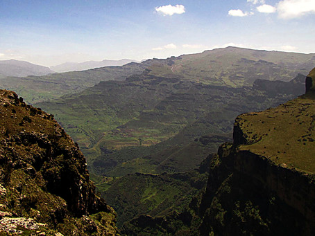Out of Africa (Part 4/7) - Ethiopia - Gondar & The Simien Mountains