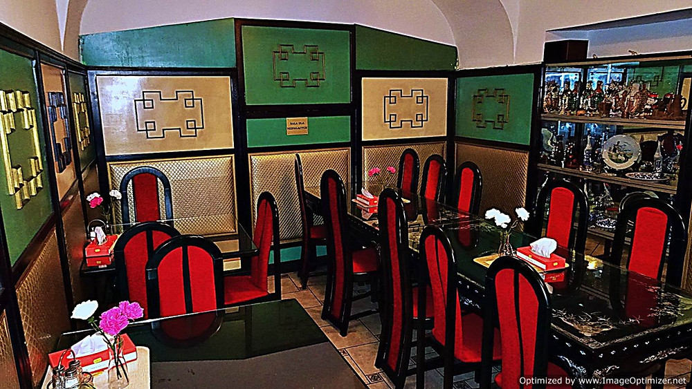 Me Thai, Krakow - interior